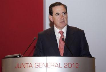 Antonio Huertas é o novo presidente da Mapfre
