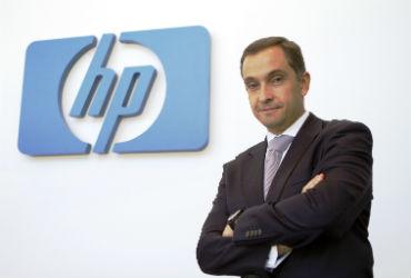 Filipe Ribeiro com novas funções na HP