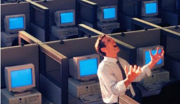 Portugueses estão mais infelizes no trabalho