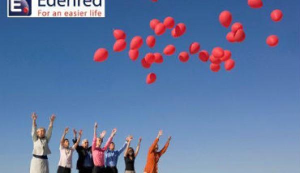 Colaboradores da Edenred em busca da receita ideal