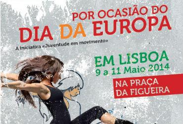 Dia da Europa Juventude em Movimento