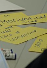 Formação – ATEC | A importância da moderação organizacional