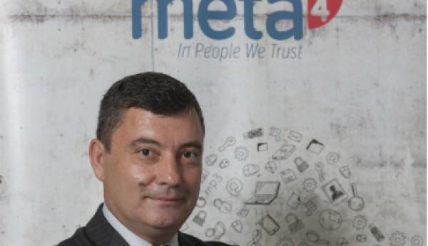 Meta4 nomeia directorparaPortugal