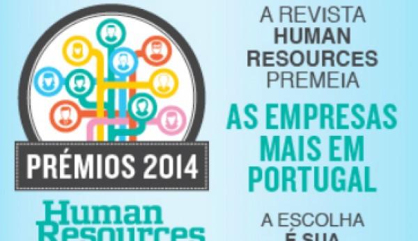 Prémios Human Resources 2014 já têm votações abertas