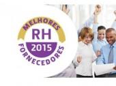 Os Melhores Fornecedores RH de 2015