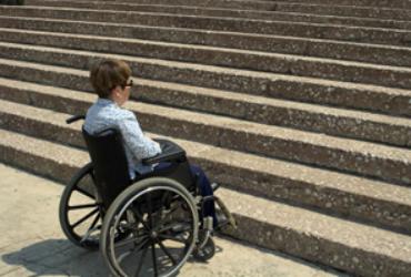 Candidatos com deficiência discriminados