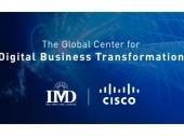 IMD e Cisco unem-se na transformação digital de negócios
