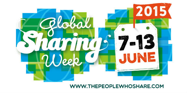 Global Sharing Week decorre de 7 a 13 de Junho