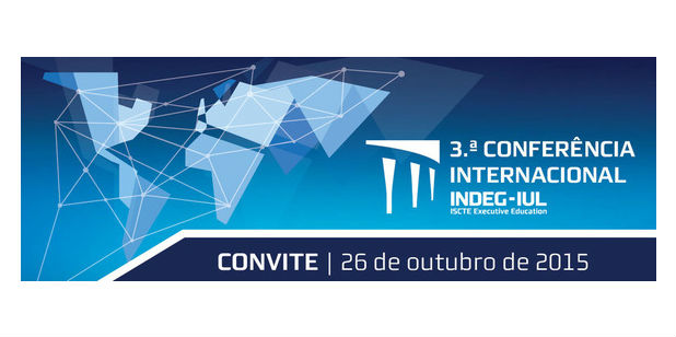 INDEG-IUL provome 3.ª Conferência Internacional