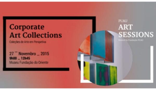"Fundação PLMJ discute ""Corporate Art Collections"""