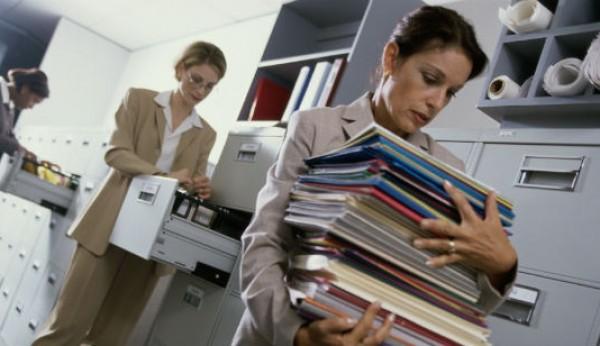 20% das perdas de produtividade estão associadas a desafios com documentos