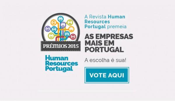 Mais de 12 mil já votaram nos Prémios Human Resources 2015