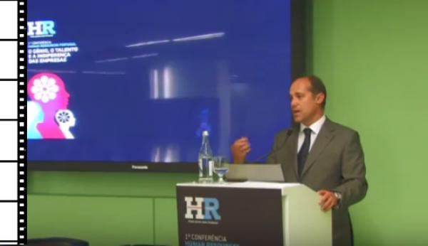 Veja aqui o Vídeo – I Conferência Human Resources