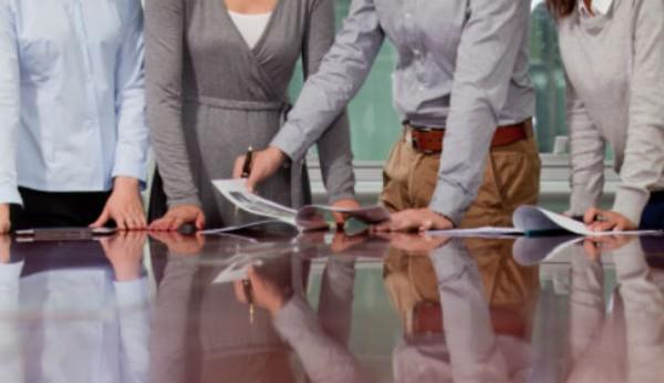 Constituição de empresas volta a crescer em Fevereiro