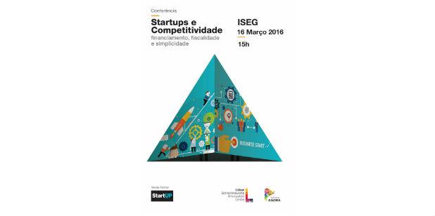 Portugal Agora debate startups e competitividade