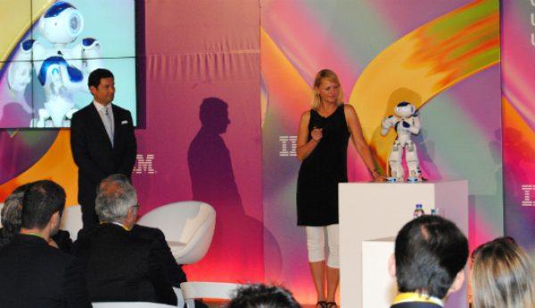 Os robôs humanoides chegaram a Portugal