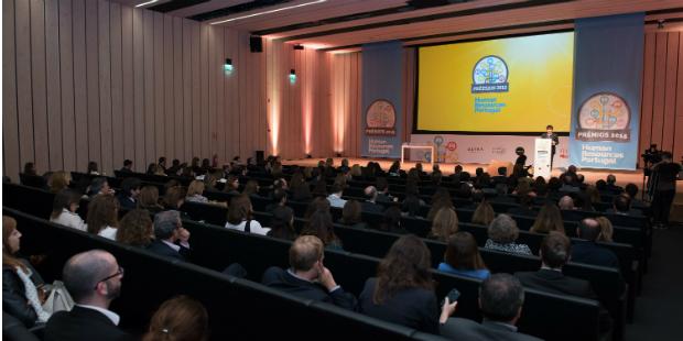 Veja o vídeo dos Prémios Human Resources 2015