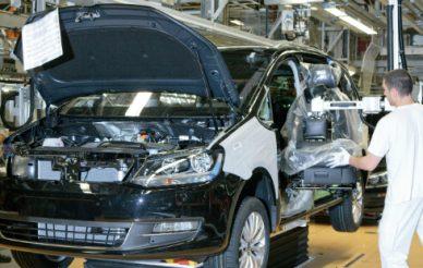 Autoeuropa reduz laboração para um turno diário