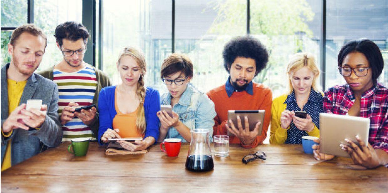 Smartphones tornam-nos mais ou menos eficientes no trabalho?