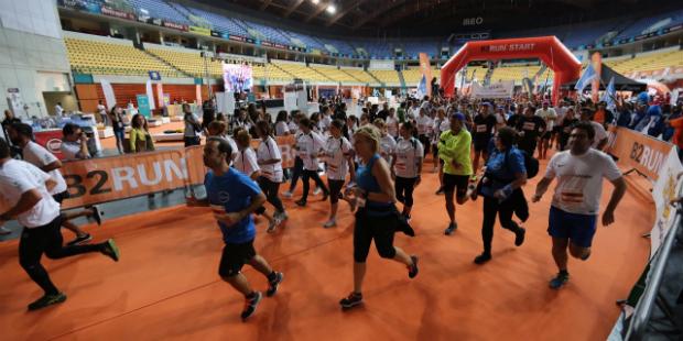 B2RUN reúne 3 mil participantes e 150 empresas