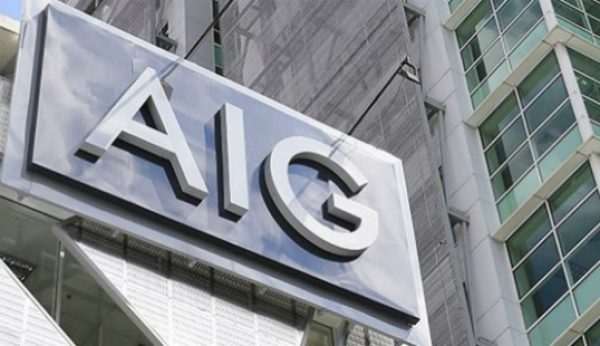AIG considera mudar sede europeia