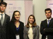 "Jovens portugueses na final do concurso ""KPMG International Case Competition"""