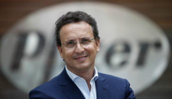Pfizer Portugal tem novo director-geral