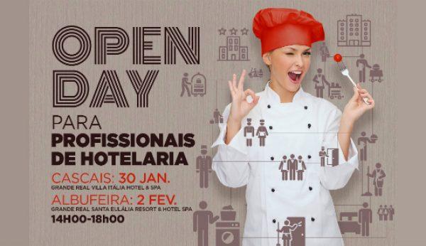 Grupo Hotéis Real participa em Open Day com parceiros de Hotelaria
