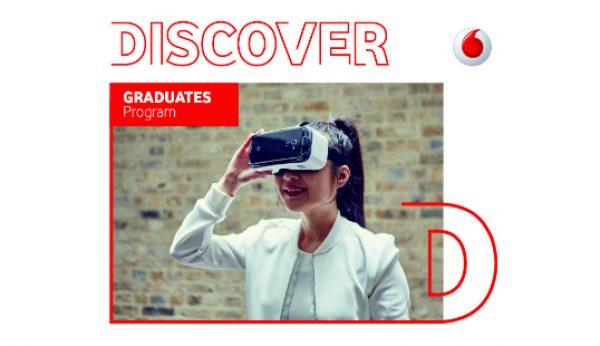 Vodafone procura jovens para os quadros