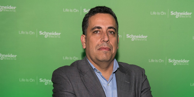 Novo country manager na Schneider Electric Portugal
