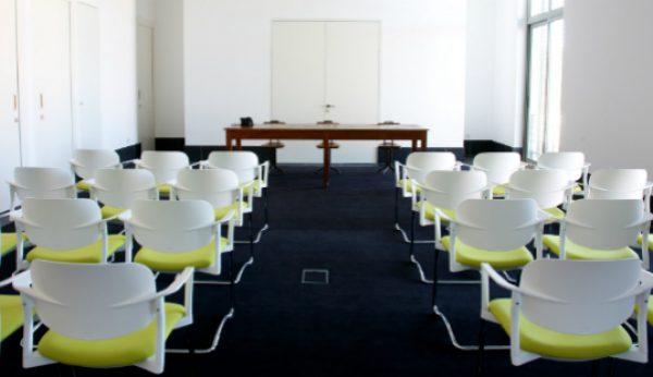 Hotel da Estrela tem nova sala para reuniões