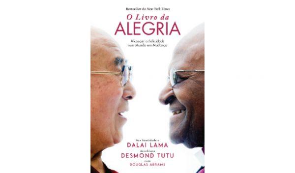 O que têm Dalai Lama e Desmond Tutu a dizer sobre alegria?