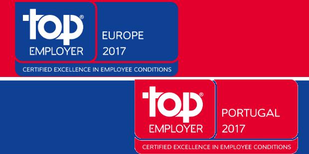 Accenture reconhecida como uma das melhores empresas para trabalhar