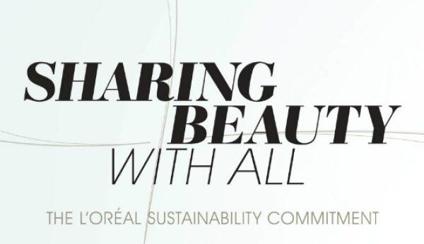L'Oréal promove sustentabilidade