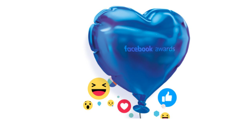 Facebook Awards abre candidaturas