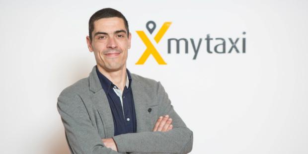 mytaxi em Portugal tem novo City manager
