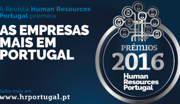Prémios Human Resources em contagem decrescente
