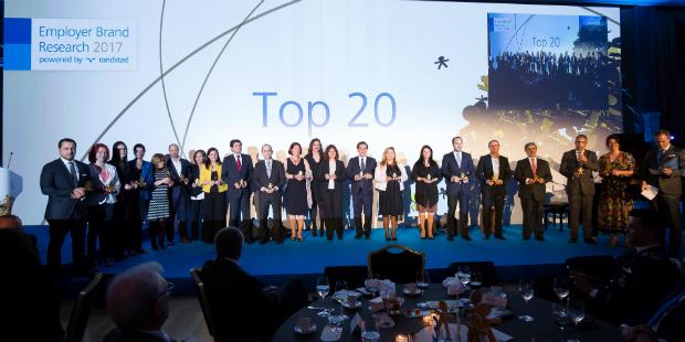 Quais as empresas com o Employer Branding mais forte em Portugal?