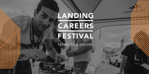 Landing.careers Festival traz ao país 5000 oportunidades de emprego