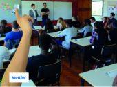 MetLife promove educação financeira com a Junior Achievement Portugal