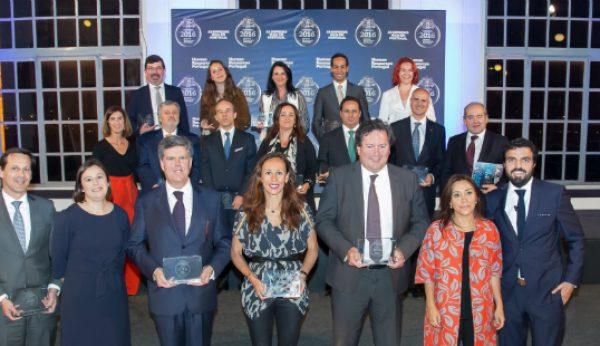 Os vencedores dos Prémios Human Resources 2016