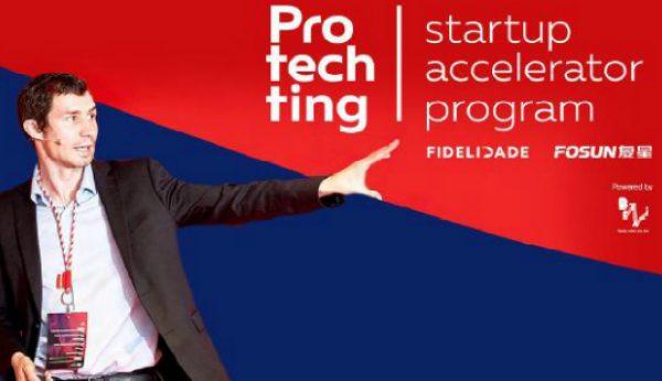 22 startups finalistas do Protechting