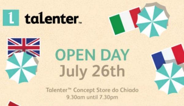 A Talenter realiza terceira edição do Talenting Open Day