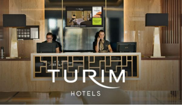 Grupo Turim Hotels está a recrutar