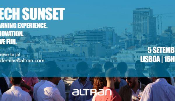 Lisboa recebe Tech Sunset da Altran