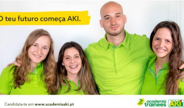 Academia de Trainees AKI abre candidaturas