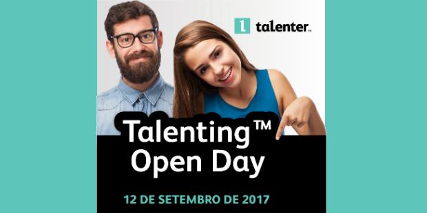 Talenting™ Open Day com 300 oportunidades de emprego