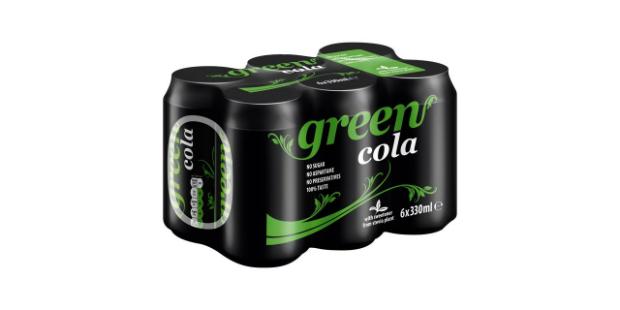 Green Cola nomeia director para Portugal e Espanha