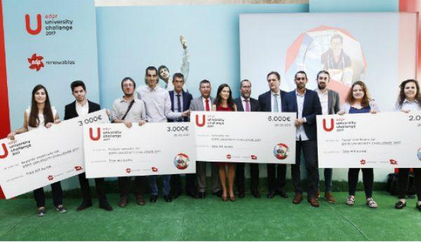 EDP Renováveis anuncia vencedores do University Challenge