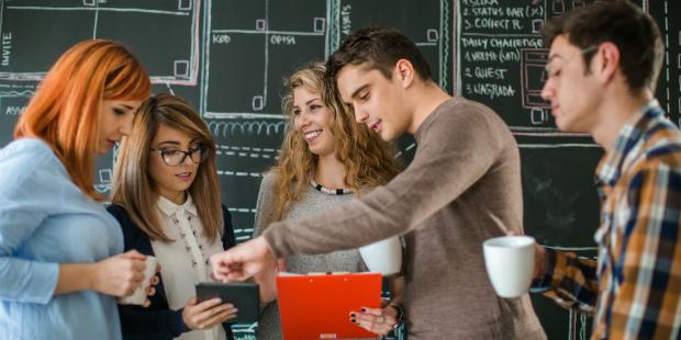 6 passos para tornar uma empresa atractiva para as novas gerações